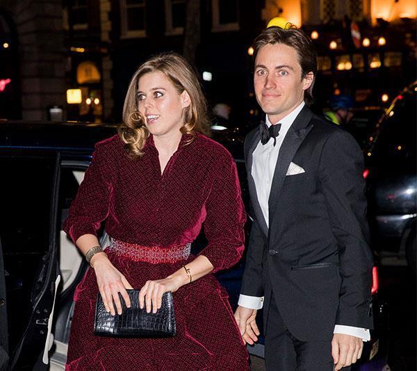 Beatrice and boyfriend Edoardo Mapelli Mozzi look to be getting serious.
