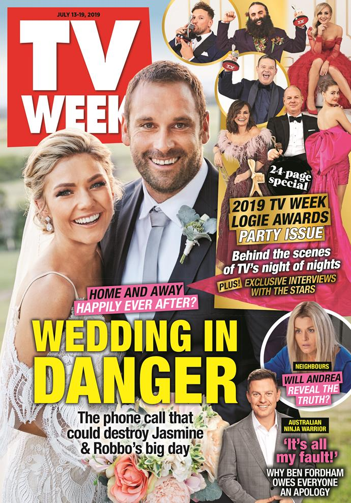 Want more plot teasers for Home and Away and all of your favourite shows? Pick up a copy of the new issue of TV WEEK, on sale now!