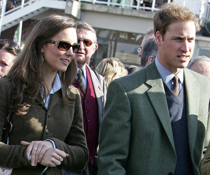 Check out Kate's early noughties Chanel sunnies!