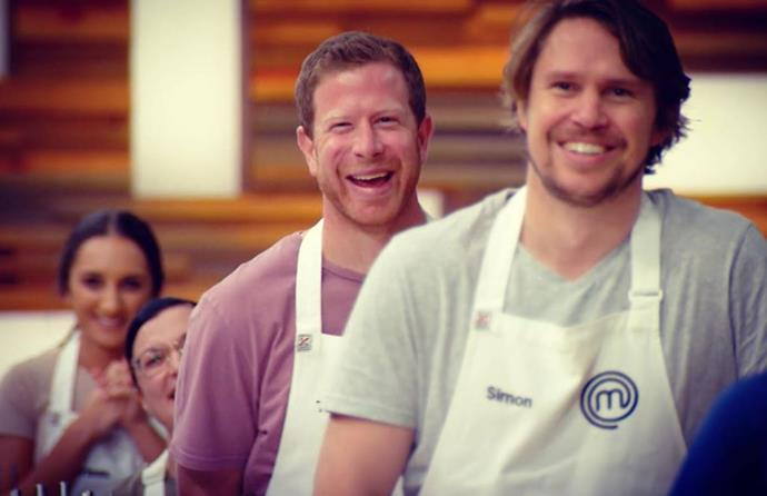 Could Tim Bone be the winner of *Masterchef*, based on a bet?