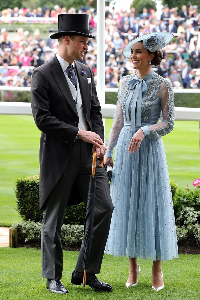 Let's all just appreciate what might be the worlds greatest collaboration: Kate Middleton and Elie Saab.