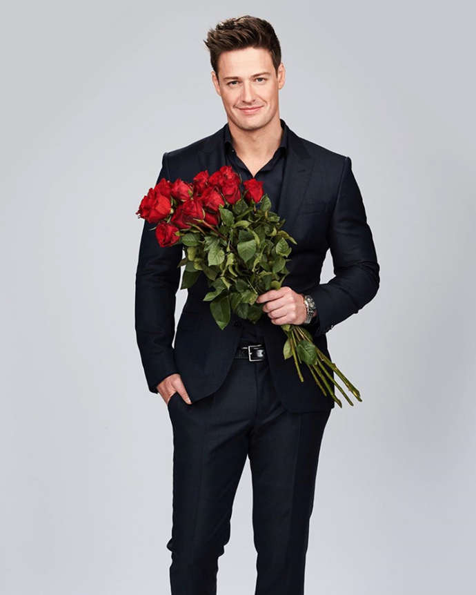 Matt, the sexy astrophysicist, is this year's Bachelor.