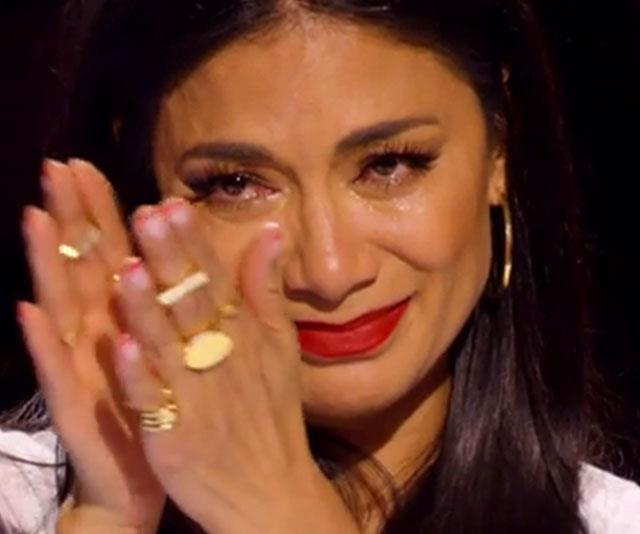 """Judge Nicole Scherzinger admits """"I'm crying my eyes out!"""""""