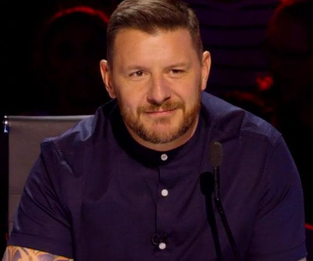"""Manu Feildel describes the performance as """"pure"""" and """"beautiful""""."""
