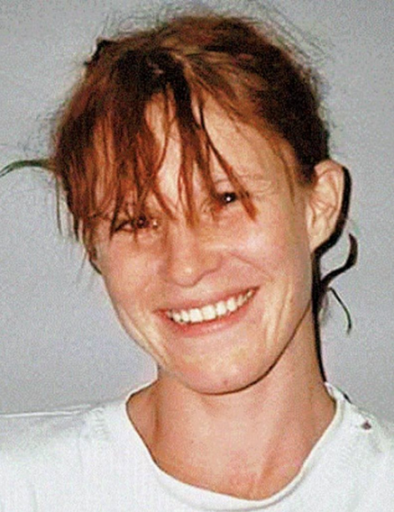 Tamara was found strangled and tied to a tree on a vacant block of land.