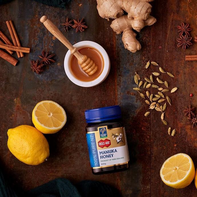 Manuka Health's Manuka honey are all labelled according to their MGO quantity.