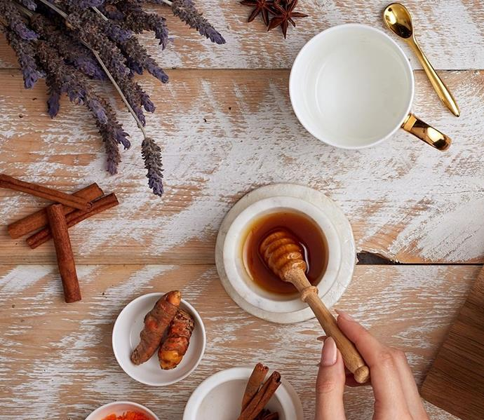The unique flavour profile of Manuka honey is best celebrated in a nice cup of tea.