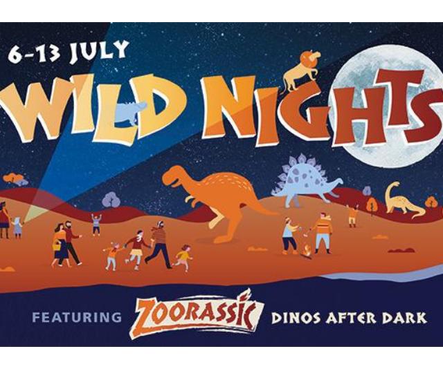 Wild Nights at the Werribee Open Range Zoo.