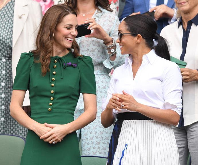 What royal feud??!!