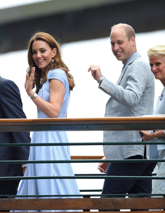 Kate and William will no doubt be looking forward to having a nice summer break.