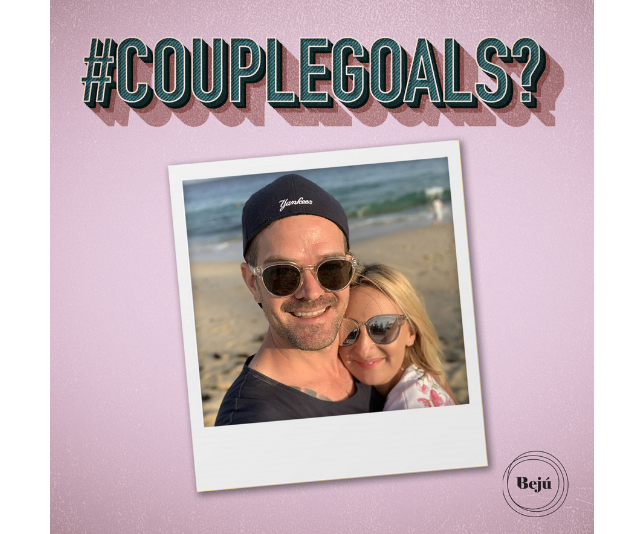 **#COUPLEGOALS?:** *#COUPLEGOALS?* is a great new podcast from ex-Thinkergirl Stacey June and her husband Ben Jenkins. With the incredible honesty we've come to love and expect from Stacey, they share their current fertility treatment whirlwind, what marriage really looks like in the early stages and insights into how to cope with the heartache of miscarriage.