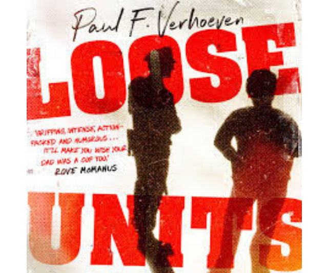 **Loose Units:** You can't have a podcast list without True Crime, and *Loose Units* by Paul Verhoeven is a lovely spin on the genre. Part father-son story, part true crime, each week Paul sits down with his dad John, a retired cop, to explore stories from his time in the force and get to understand him, them, and their differences a little better.