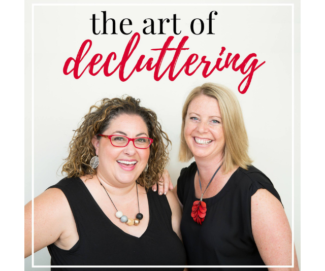 **The Art of Decluttering:** From the minute your little bundle of joy arrives, nothing is ever the same and for those who need a calm environment to be at their best, parenting can be a particularly challenging journey. Thankfully, *The Art of Decluttering* can help! Professional Organisers, Amy Revell and Kirsty Farrugia, provide weekly tips and tricks to help you reclaim your space from the chaos. In the episode *Our Kids*, the hosts talk to their own kids about what it's like to live in an organised and decluttered home, asking them for advice for other kids and parents.