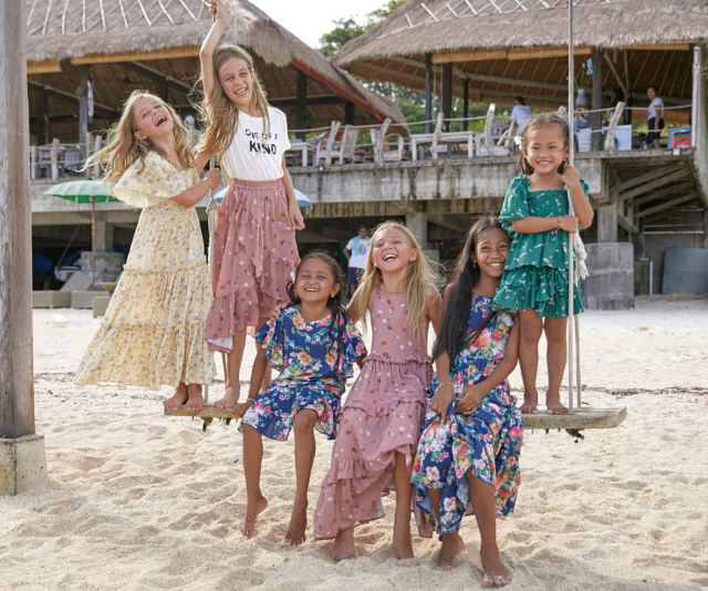 Little Auguste provides dreamy bohemian threads for your little gypsies.
