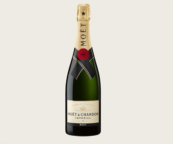 Feeling fancy? Indulge in some champers!