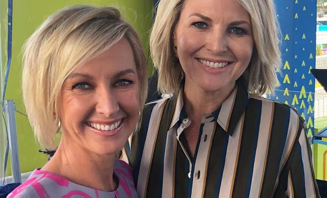 REVEALED: Today show host Deborah Knight's relief as she's benched from gig