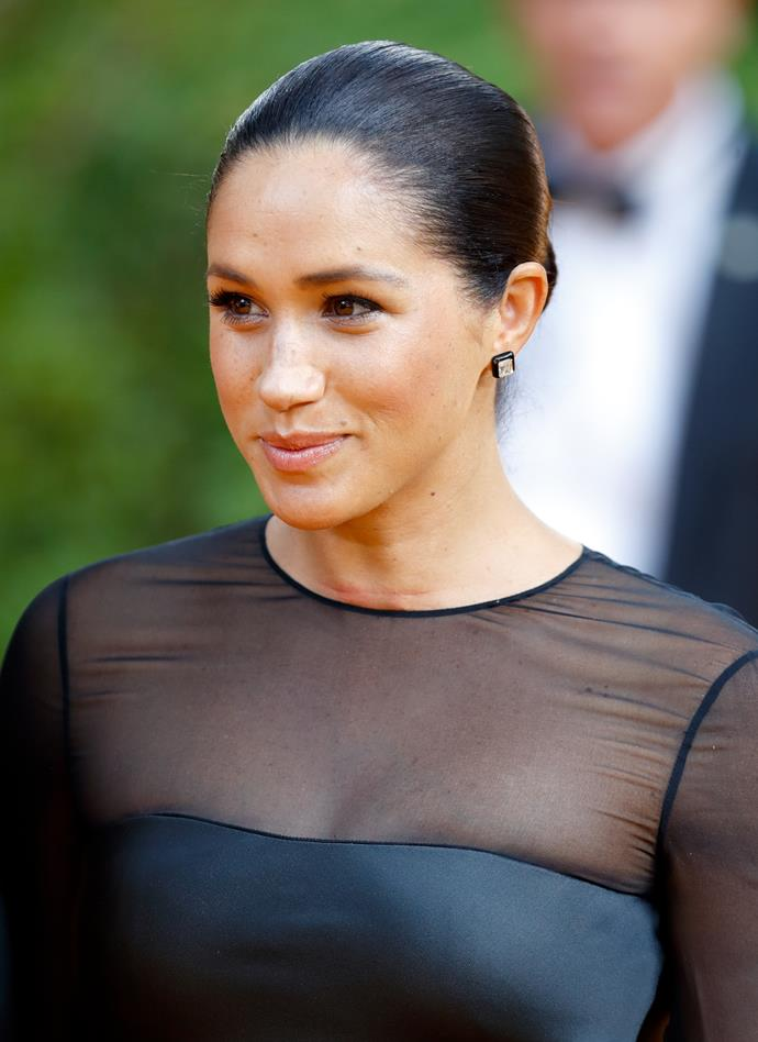 Now, Meghan Markle has a new go-to hairstyle, and it might be for a very practical reason.