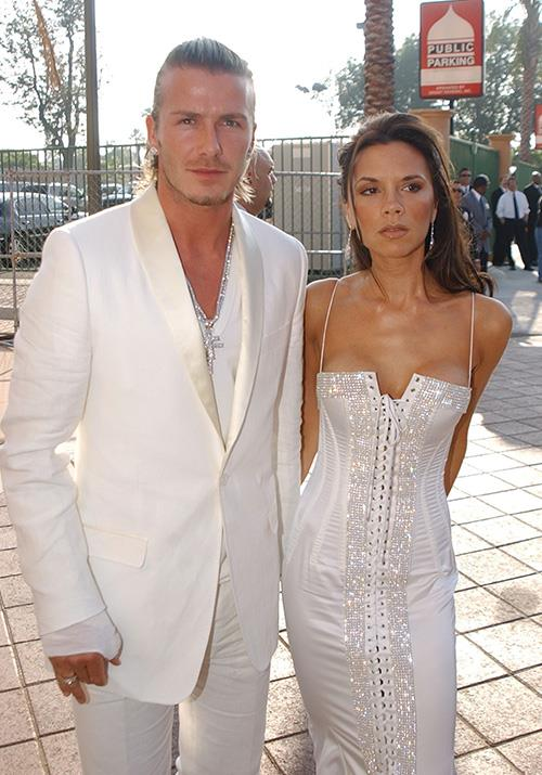 We will never forget this, er, brave choice in dress for the 2003 MTV Movie Awards.