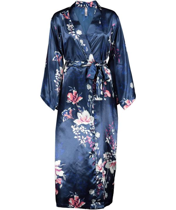 A wardrobe staple for a new mum? The trusty gown.