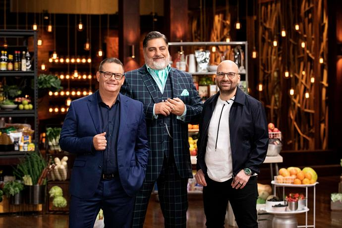 Gary Mehigan, Matt Preston and George Calombaris won't return to MasterChef next season.