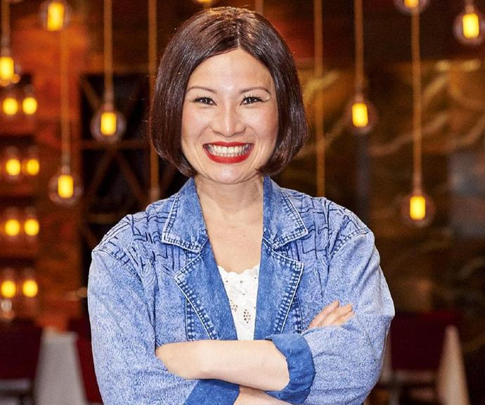 Poh was one of the mentors during this year's season of MasterChef.