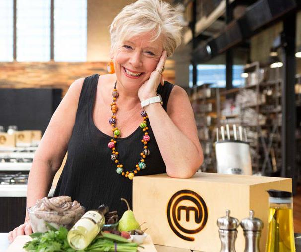 Who doesn't love Maggie Beer?