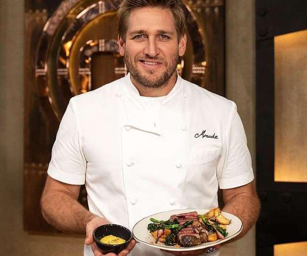 Curtis Stone is currently based in LA with his family.