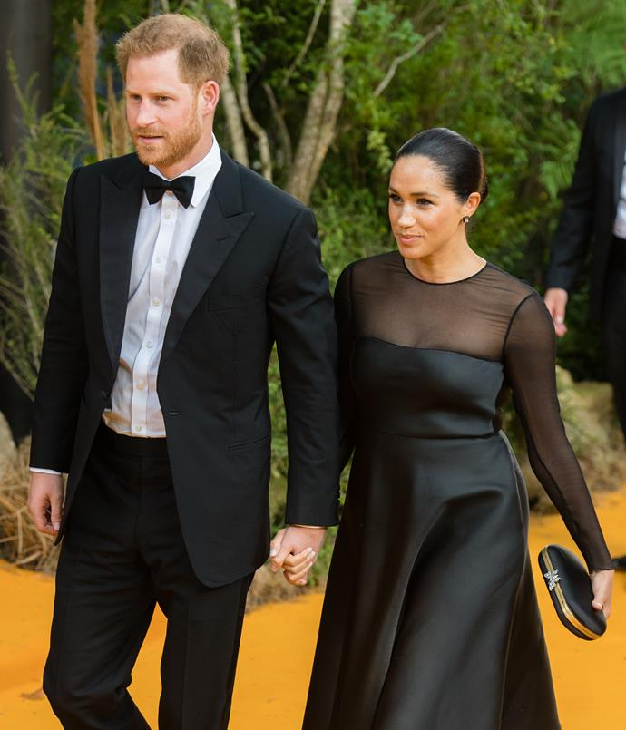Harry and Meghan are already working to create their own charitable organisation.