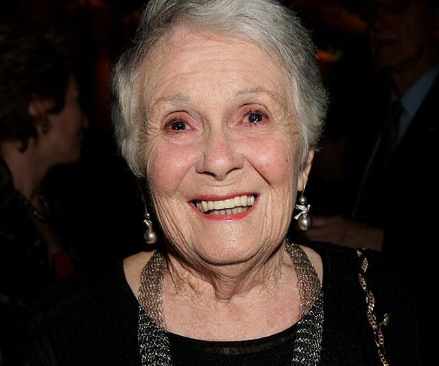 Margaret Fulton has passed away age 94.
