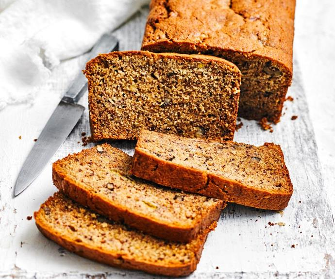 "**Women's Weekly's best banana bread** <br><br> This banana bread is beautiful fresh from the oven, but is possibly even better toasted and slathered with butter. Decisions, decisions... <br><br> *See the full Australian Women's Weekly recipe [here](https://www.womensweeklyfood.com.au/recipes/banana-bread-recipe-10338|target=""_blank"").*"
