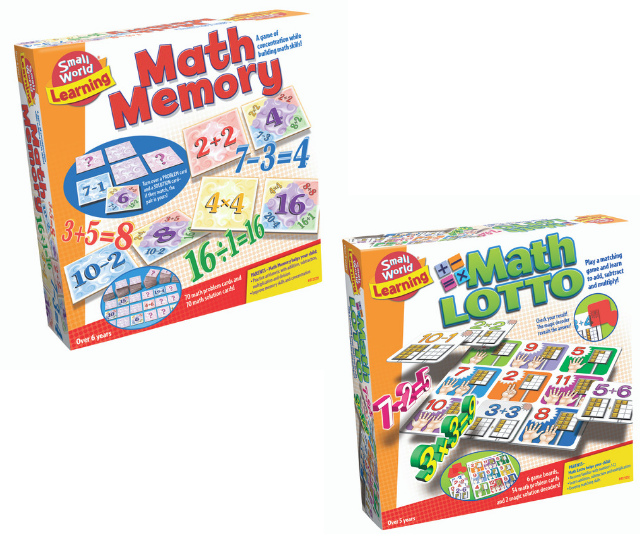"**Small World Learning, RRP from $19.95:** These unique games teach children about colours, math, shapes, sorting and more - all while having fun! Children won't even know they're learning. Theatrix toys are available National Geographic stores and toy retailers as well [as online.](http://www.theatrix.com.au|target=""_blank""