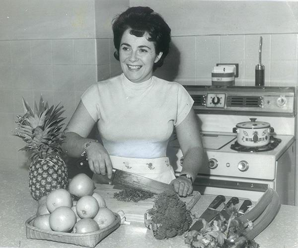The ground-breaking *Margaret Fulton Cookbook* was first published in 1968.