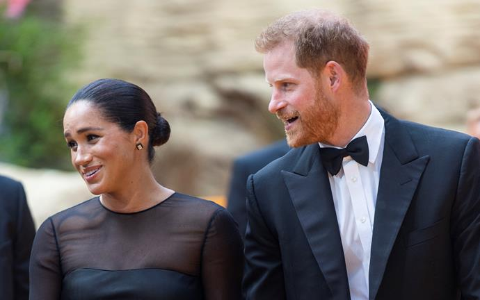 Meghan and Harry have broken their silence on a recent allegation about their new residence in Windsor.