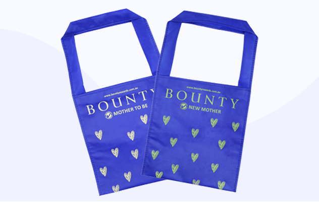 The Bounty Bags are full of essential items for you to trial and test.