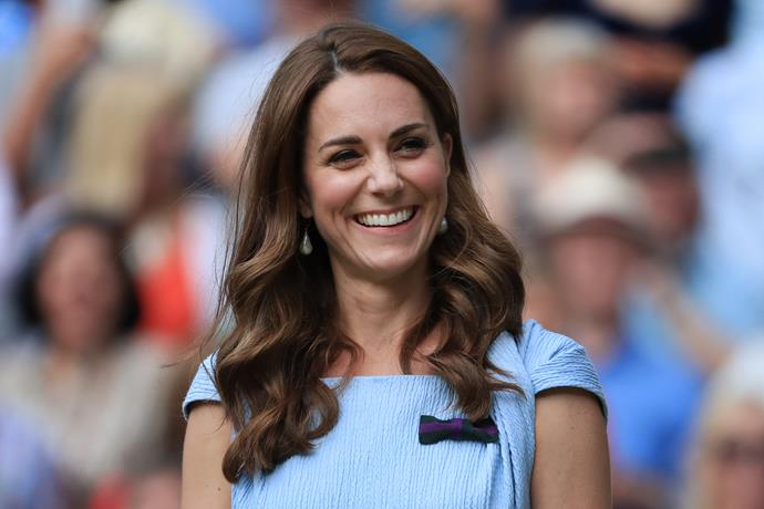 Kate Middleton appeared on the British publication's centenary issue in 2016.