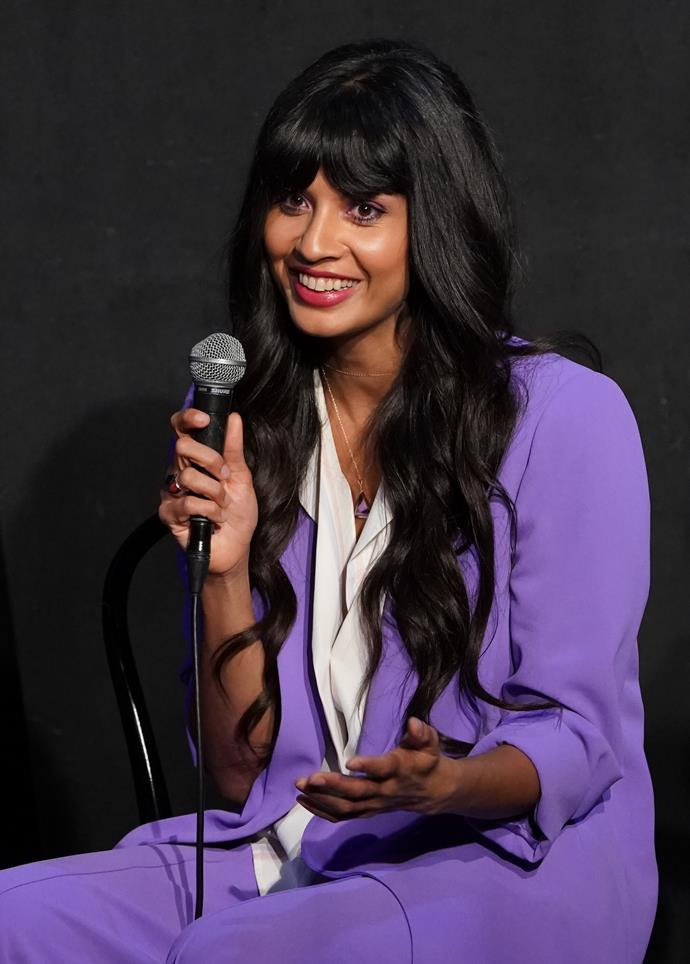 "**Jameela Jamil** <br><br> To say that Jameela knows how to speak her mind would be an understatement.  <br><br> This beautiful British actress and presenter has already garnered a huge social media presence for her body positive advocacy, which she speaks candidly about via her [Instagram page](https://www.instagram.com/jameelajamilofficial/?hl=en|target=""_blank""