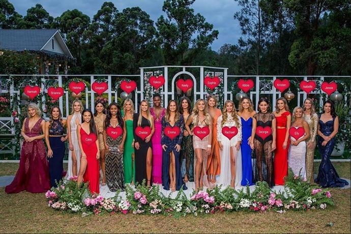 The 2019 *Bachelorettes* are the most diverse bunch yet.