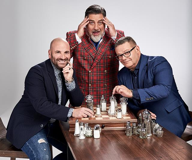 The three judges announced last week that they would quit together.