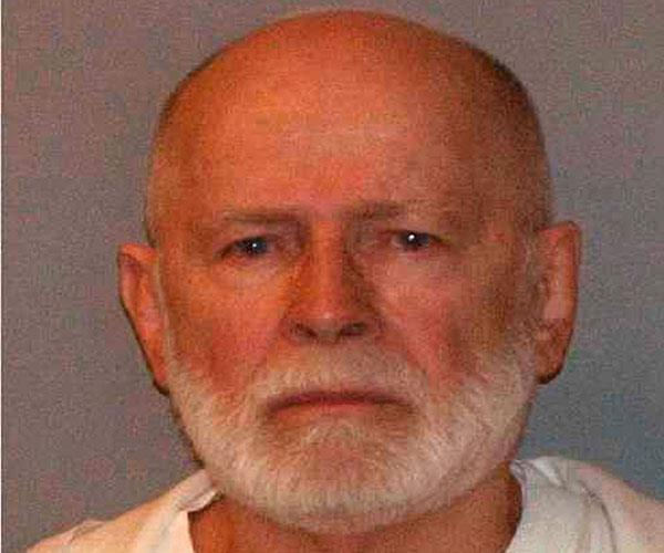 """Whitey"" Bulger died after he was pummelled to death with a lock hidden inside a sock."