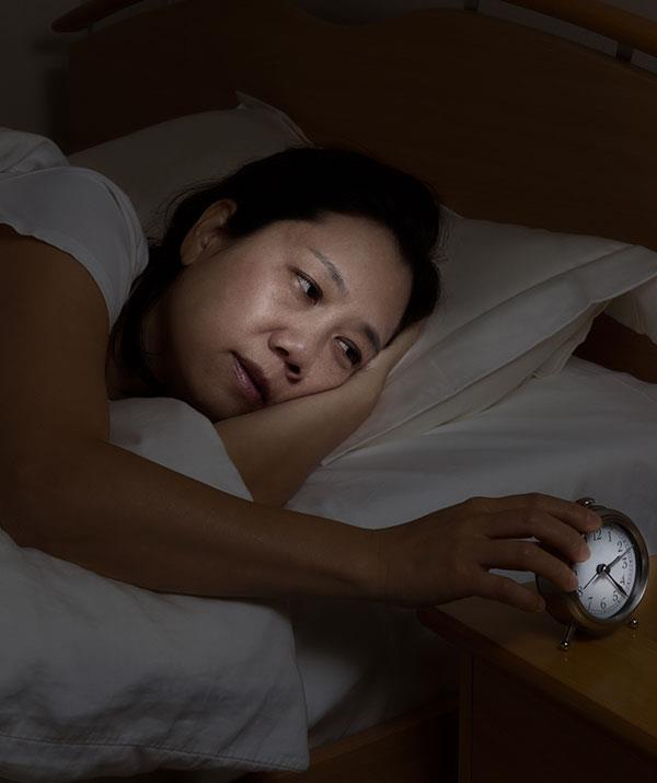 A lack of truly meaningful relationships could have you reaching to check the clock throughout the night.