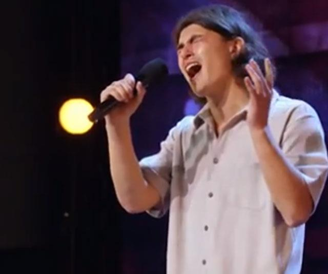 """""""Singing for me really was an escape"""" Jayden said."""