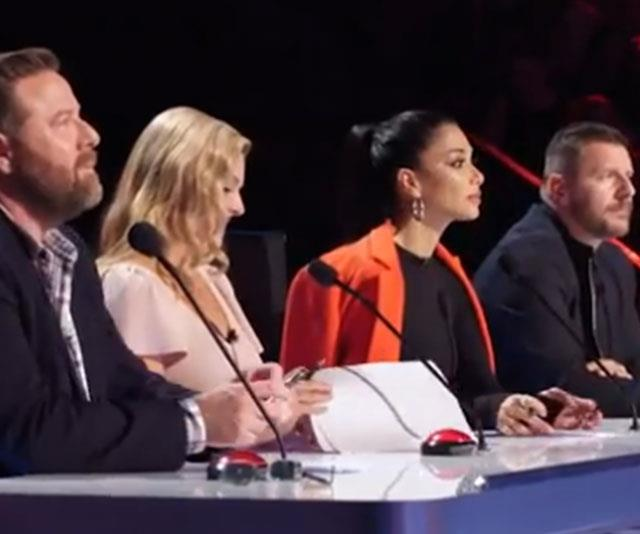 The *AGT* judges were in awe of Jayden's performance.