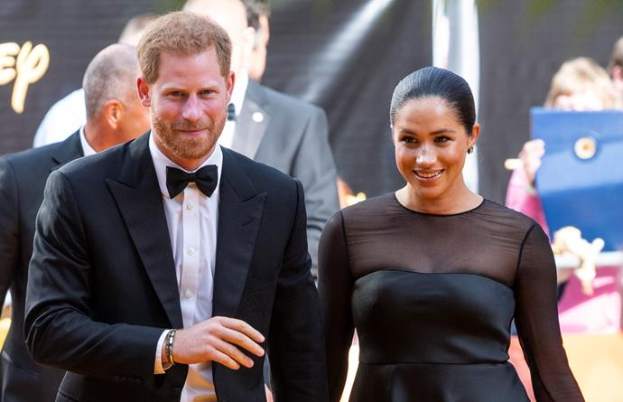 Harry and Meghan are shining a light on important issues.
