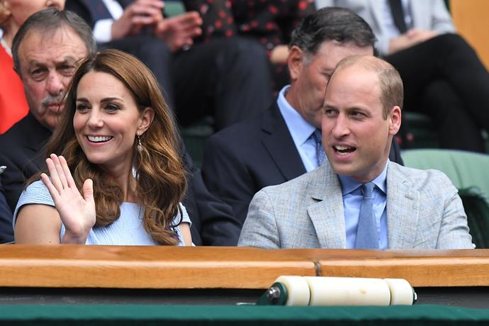 Kate and Wills are about to get some brand new neighbours!