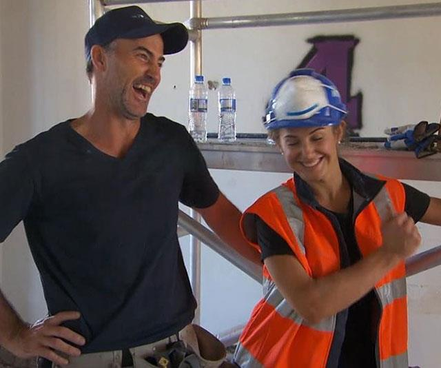 Married couple El'ise and Matt are experienced renovaters.