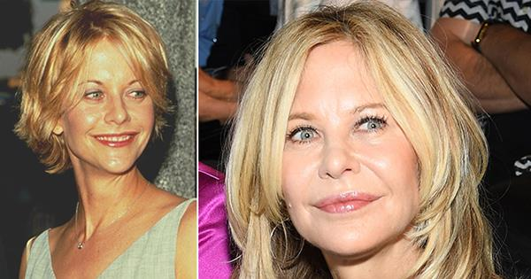 Has Meg Ryan Had Plastic Surgery Starlet Hasn T Aged In Recent Pics Woman S Day