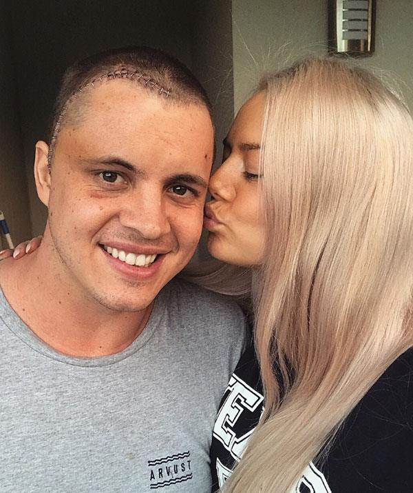 This week, Johnny took to Instagram to share an uplifting update on his brain cancer battle.