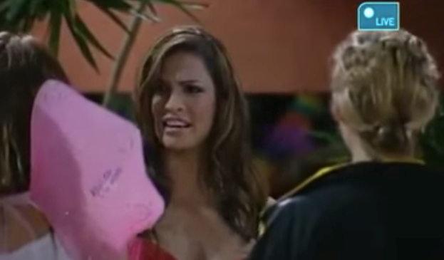 Maria appeared on *Big Brother* Australia.