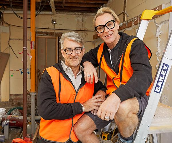 Mark and Mitch have an ace up their sleeves.