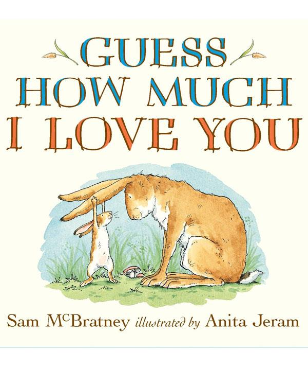 "***Guess How Much I Love You* by Sam McBratney Book (Walker Books Australia)**  ""If you're going to buy a present for someone who is having a baby this book actually made me cry the first time I read it,"" gushes Laura. ""It is incredibly sweet. It is a massive recommendation."""
